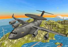 игра летчик самолета