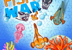 Игры Война рыб