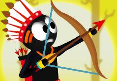 Игры Стикмен охотник