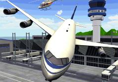 Игры парковка самолетов 2