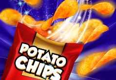 игры делать чипсы