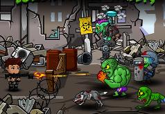 Игры Вторжение зомби в Америку