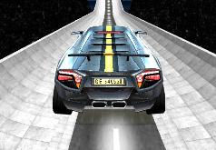 Игры Безумный трюк на машине