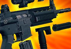 игры где можно собирать оружие