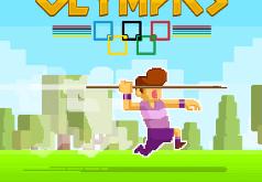 Игры Олимпийское метание копья