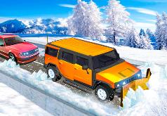 Игры снегоуборочная машина
