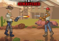 игры ковбои дуэль на револьверах
