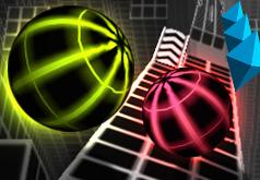 Игры Логические шарики на двоих часть 2