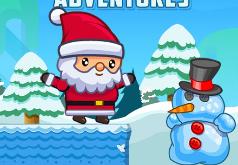 игры рождественская атака