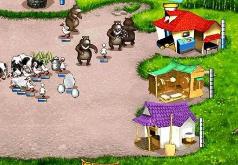 игра ферма домашних животных
