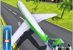 Игры Самолёт Ангар
