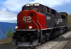 игра управление поездом из кабины машиниста