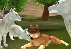 Игры голодные волки