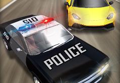 Игры Полицейское преследование 3