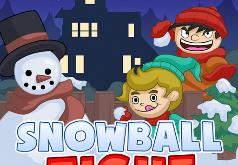игры снежки для санта клауса
