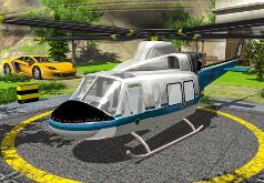 Игра Леталка на вертолете