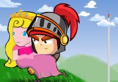 игра мальчик спасает принцессу
