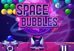 Игра Звездные пузырьки