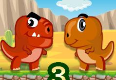 Игры динозавры на двоих