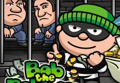 Игры Боб Воришка из мультика