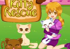 игры спаси котенка
