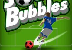Игры Футбольные мячи пузырики