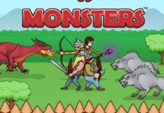 Игры Викинг против монстров