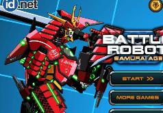 игру роботы самураи