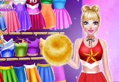 Игры Гимнастика Куклы Барби