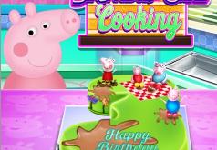 Игра Очаровательный Торт на день рождения