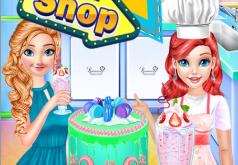 Игры фабрика тортов 2