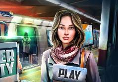 игра подземный туннель