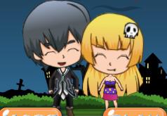 Игры поцелуи с языком аниме