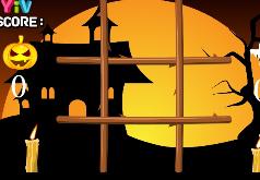 Игры Страшные крестики нолики
