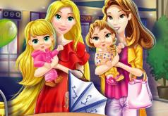 Игра Супер модель Новая мама