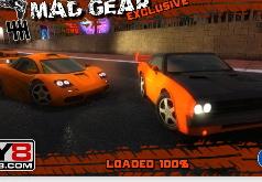 Игра Бешеная Скорость 3Д