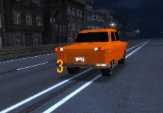 Игра Гонки на Старых Машинах 3Д