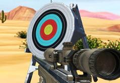 игра стрельба по мишеням из снайперской винтовки