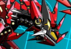 Игра Боевой Робот Т - Рекс