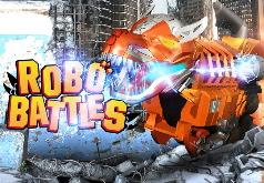 Трансформеры: Битвы Роботов