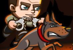 Игры полицейские и собака