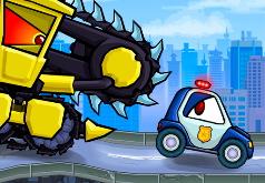 Игра Машина Ест Машину 4: Злые Машины