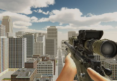 Игры Городской снайпер 3