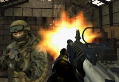 Игра Перестрелки Военных 3Д