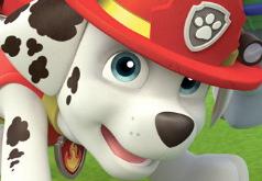 игра щенячий патруль площадка