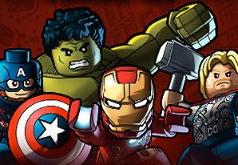 Игра Лего Марвел: Объединяем Усилия