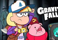 Игра Тест: Какой Ты Персонаж из Гравити Фоллз?