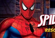 Игры человек паук спасает людей