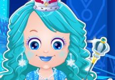 игры секреты ледяной принцессы