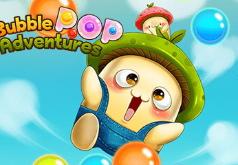 игра зеленый пузырь баббл